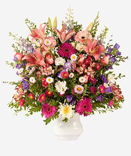 Arreglo Floral Felicidades